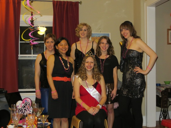 Day 616: Bachelorette Party #1