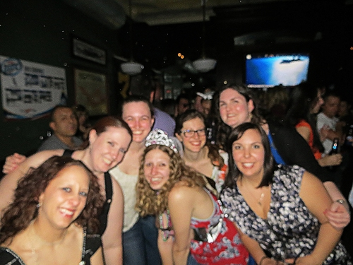 Day 617: Bachelorette Party #2
