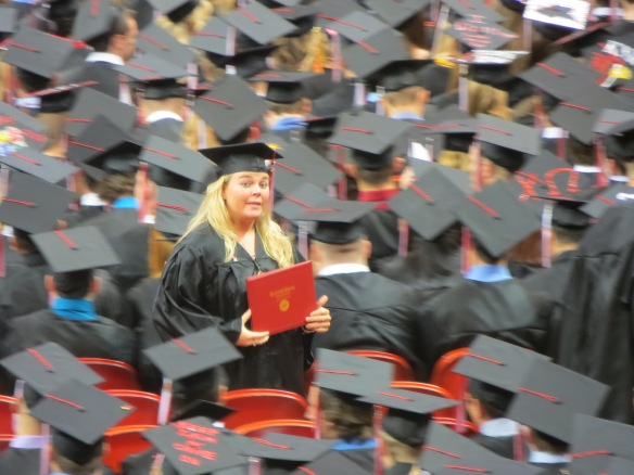 Day 622: Maggie's Graduation