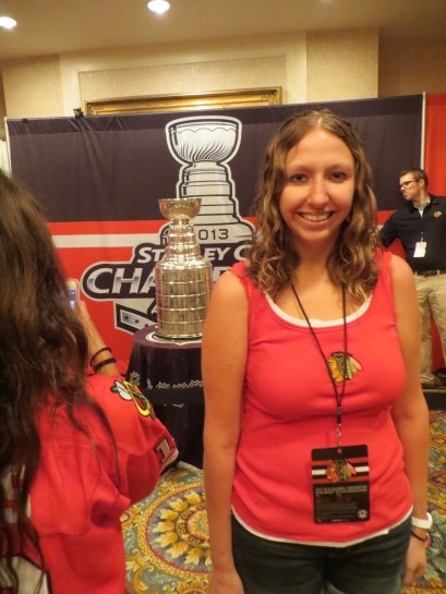 Day 635: Blackhawks Convention