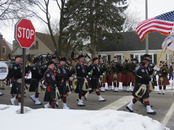 Day 683: St. Patrick's Day Parade