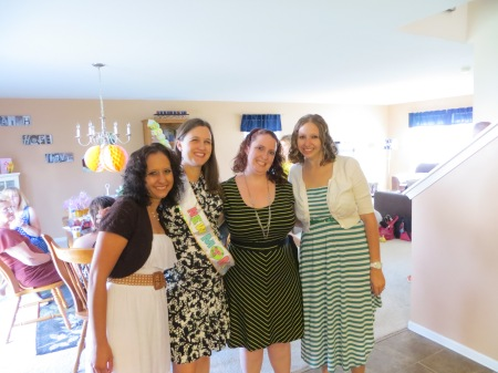 Day 702: Christina's Baby Shower