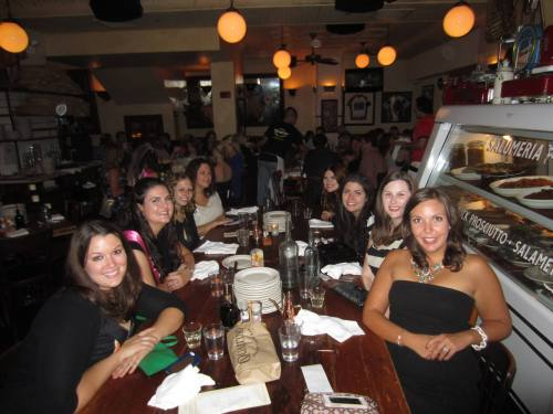 Day 720: Anne's Bachelorette Party
