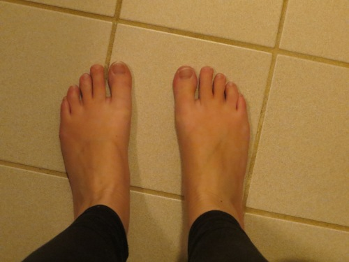 Day 768: Feet