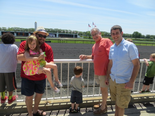 Day 788: Arlington Race Track
